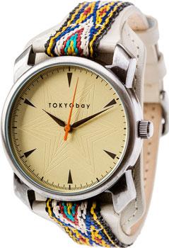 fashion наручные  мужские часы TOKYObay T020-BE. Коллекция Anatoli
