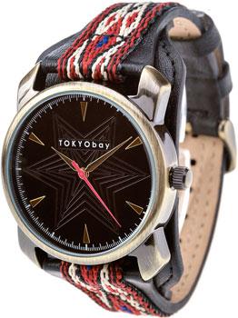 fashion наручные  мужские часы TOKYObay T020-BK. Коллекция Anatoli