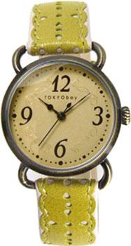 fashion наручные  женские часы TOKYObay T038-GR. Коллекция Doily
