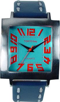 fashion наручные  мужские часы TOKYObay T105-BL. Коллекция Tram