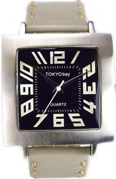 fashion наручные  мужские часы TOKYObay T105-GY. Коллекция Tram