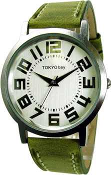 fashion наручные  мужские часы TOKYObay T135-GR. Коллекция Platform