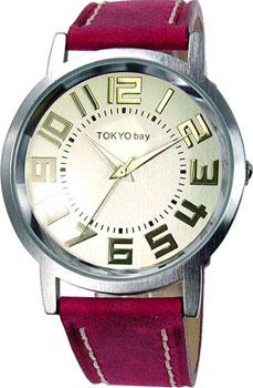 fashion наручные  мужские часы TOKYObay T135-HPK. Коллекция Platform