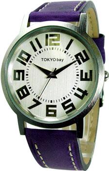 fashion наручные  мужские часы TOKYObay T135-PU. Коллекция Platform