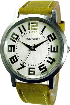 fashion наручные  мужские часы TOKYObay T135-TAN. Коллекция Platform