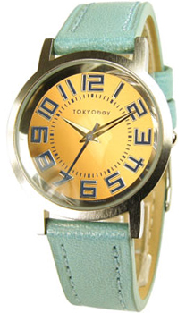 fashion наручные  женские часы TOKYObay T143-BL. Коллекция Pearl Track