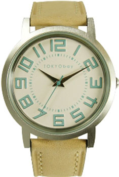 fashion наручные  женские часы TOKYObay T155-BE. Коллекция Track