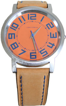 fashion наручные  женские часы TOKYObay T155-OR. Коллекция Track