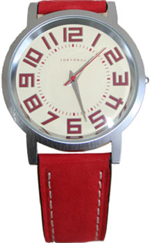 fashion наручные  мужские часы TOKYObay T155-RD. Коллекция Track