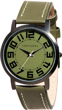 fashion наручные  женские часы TOKYObay T157-GR. Коллекция Track