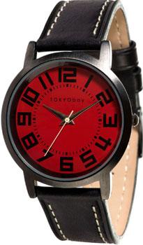 fashion наручные  женские часы TOKYObay T157-RD. Коллекция Track