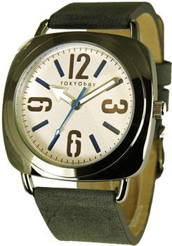 fashion наручные  мужские часы TOKYObay T168-BL. Коллекция Strata