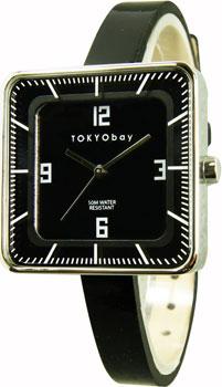 fashion наручные  женские часы TOKYObay T2019-BK. Коллекция Gala