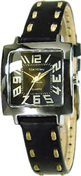fashion наручные  женские часы TOKYObay T205-BK. Коллекция Tramette