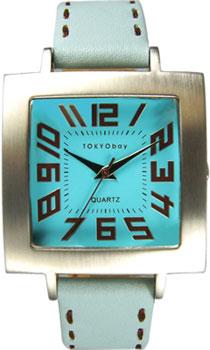 fashion наручные  мужские часы TOKYObay T206-LTBL. Коллекция Tramette