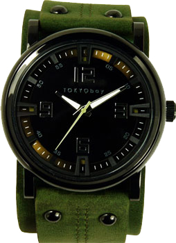 fashion наручные  мужские часы TOKYObay T2065-GR. Коллекция Archer