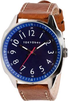 fashion наручные  мужские часы TOKYObay T229-BL. Коллекция Gable