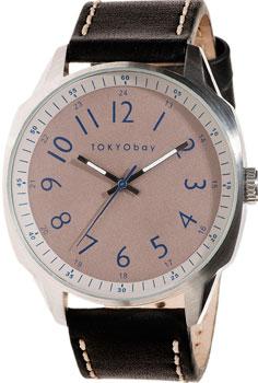 fashion наручные  мужские часы TOKYObay T229-GY. Коллекция Gable