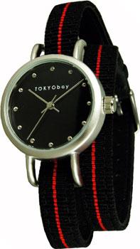 fashion наручные  женские часы TOKYObay T233-BK. Коллекция Obi