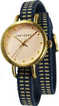 fashion наручные  женские часы TOKYObay T233-BL. Коллекция Obi