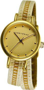 fashion наручные  женские часы TOKYObay T233-GD. Коллекция Obi