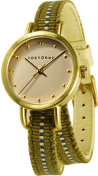 fashion наручные  женские часы TOKYObay T233-GR. Коллекция Obi