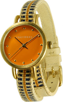 fashion наручные  женские часы TOKYObay T233-OR. Коллекция Obi
