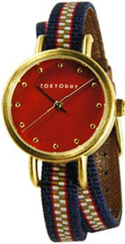 fashion наручные  женские часы TOKYObay T233-RD. Коллекция Obi