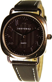 fashion наручные  женские часы TOKYObay T249-BR. Коллекция Legend
