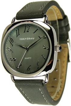 fashion наручные  мужские часы TOKYObay T249-GY. Коллекция Legend