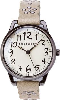 fashion наручные  женские часы TOKYObay T259-GY. Коллекция Scallop