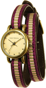 fashion наручные  женские часы TOKYObay T266-LI. Коллекция Nishiki