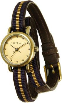 fashion наручные  женские часы TOKYObay T266-PU. Коллекция Nishiki