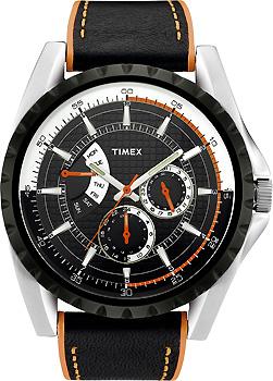fashion наручные  мужские часы Timex T2M428. Коллекция Calendar