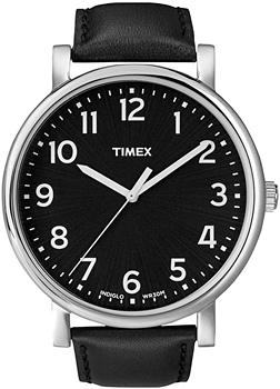 fashion наручные  мужские часы Timex T2N339. Коллекция Easy Reader
