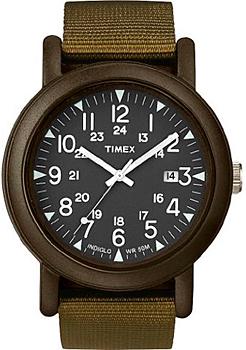fashion наручные  мужские часы Timex T2N363. Коллекция Modern Camper