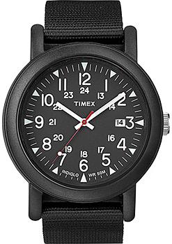 fashion наручные  мужские часы Timex T2N364. Коллекция Modern Camper