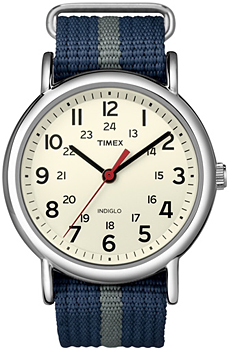 fashion наручные  мужские часы Timex T2N654. Коллекция Weekender