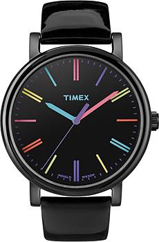 fashion наручные  женские часы Timex T2N790. Коллекция Fashion