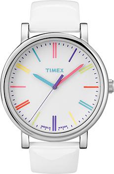 fashion наручные  женские часы Timex T2N791. Коллекция Fashion