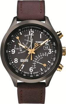 fashion наручные  мужские часы Timex T2N931. Коллекция Chronograph