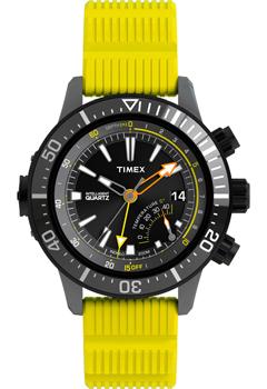 fashion наручные  мужские часы Timex T2N958. Коллекция Chronograph