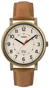 fashion наручные  мужские часы Timex T2P220. Коллекция Originals