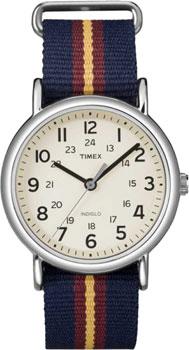 fashion наручные  мужские часы Timex T2P234. Коллекция Weekender