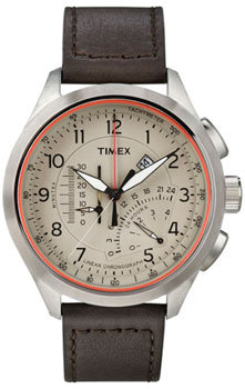 fashion наручные  мужские часы Timex T2P275. Коллекция Intelligent
