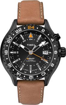 fashion наручные  мужские часы Timex T2P427. Коллекция Intelligent