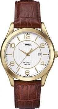 fashion наручные  мужские часы Timex T2P449. Коллекция Classics