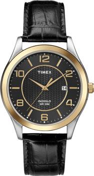 fashion наручные  мужские часы Timex T2P450. Коллекция Classics