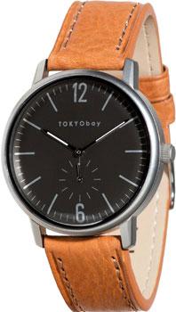 fashion наручные  мужские часы TOKYObay T337-BK. Коллекция Grant
