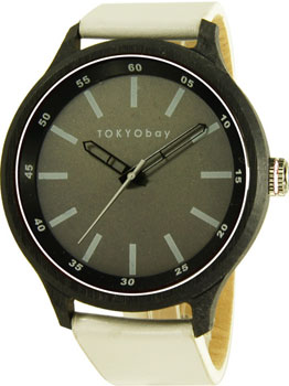 fashion наручные  мужские часы TOKYObay T366-WH. Коллекция Specs